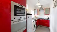 Cwt Mochyn holiday cottage -Fitted kitchen