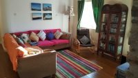Cwt Mochyn holiday cottage - living room