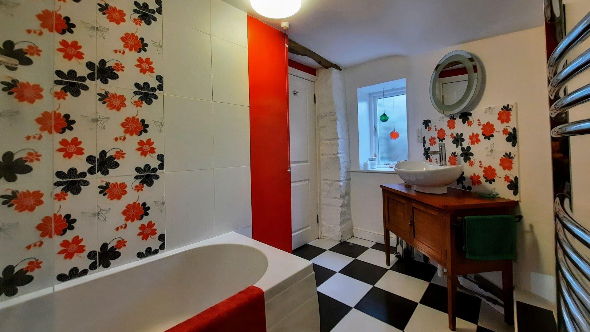 Cwt Mochyn bathroom