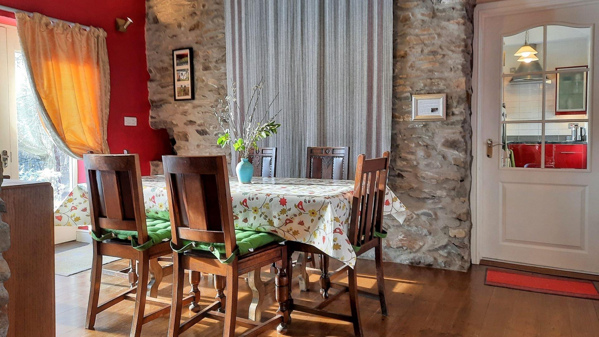 Cwt Mochyn Dining Room